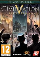 Sid Meiers Civilization V: Brave New World (MAC) DIGITAL
