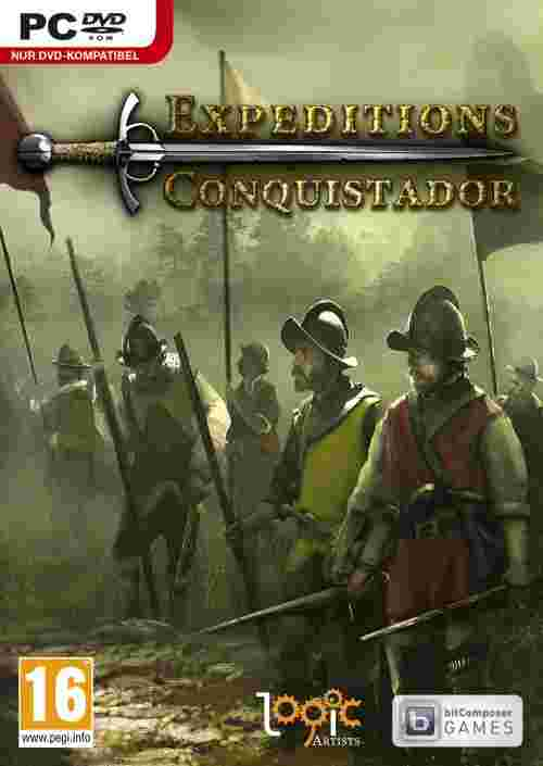 Expeditions: Conquistador DIGITAL