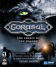 Gorasul: The Legacy of the Dragon (PC)
