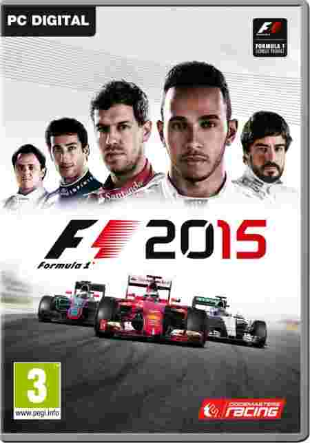F1 2015 (PC) DIGITAL (DIGITAL)