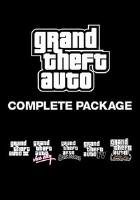 Grand Theft Auto Collection (PC) DIGITAL