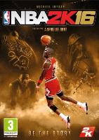 NBA 2K16 Michael Jordan Edition (PC) DIGITAL