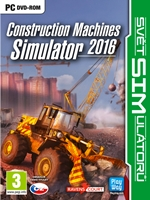 Construction Machines Simulator 2016 - Svět SIM