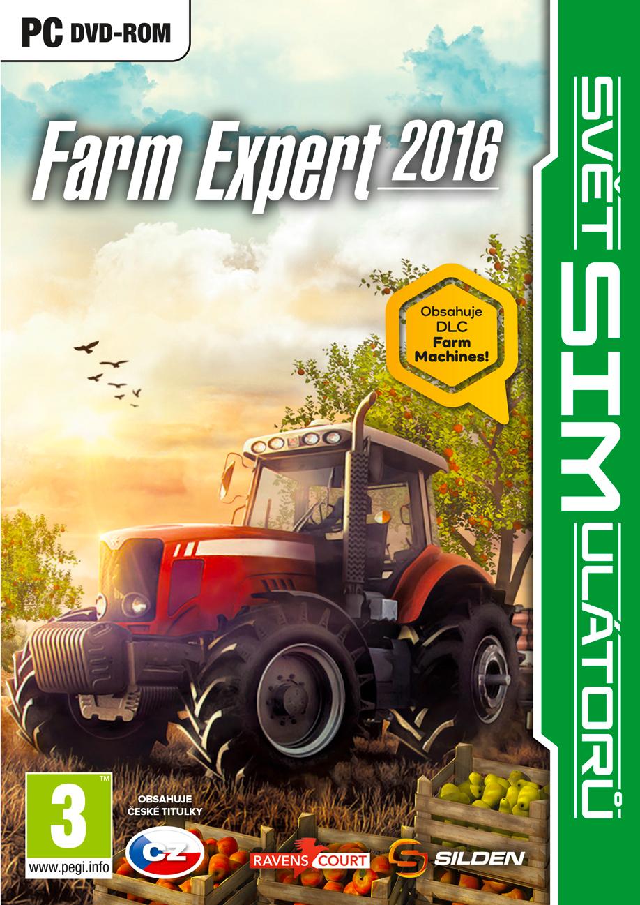 Farm Expert 2016 - Svět SIM
