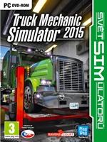 Truck Mechanic Simulator 2015 - Svět SIM