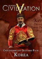 Sid Meiers Civilization V - Civilization and Scenario Pack: Korea (PC) DIGITAL