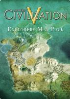 Sid Meiers Civilization V: Explorer's Map Pack (PC) DIGITAL