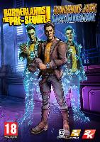 Borderlands: The Pre-Sequel - Handsome Jack Doppelganger Pack (PC) DIGITAL