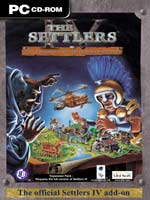 Settlers 4 : Trojans and Elixir (PC)