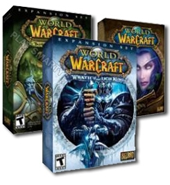 World of Warcraft Battlechest (PC DIGITAL)
