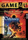 Game4U - Odyssey a Black Moon Chronicles (PC)