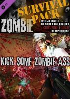 AGFPRO Zombie Survival Pack DLC (PC/MAC/LINUX) DIGITAL