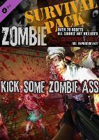 AGFPRO Zombie Survival Pack DLC (PC/MAC/LINUX) DIGITAL