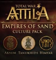 Total War: ATTILA - Empires of Sand Culture Pack  DIGITAL