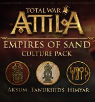 Total War: ATTILA - Empires of Sand Culture Pack (PC/MAC) DIGITAL