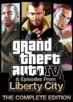 Grand Theft Auto IV Complete Pack (PC) DIGITAL