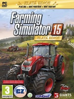 Farming Simulator 2015 - Zlatá edice