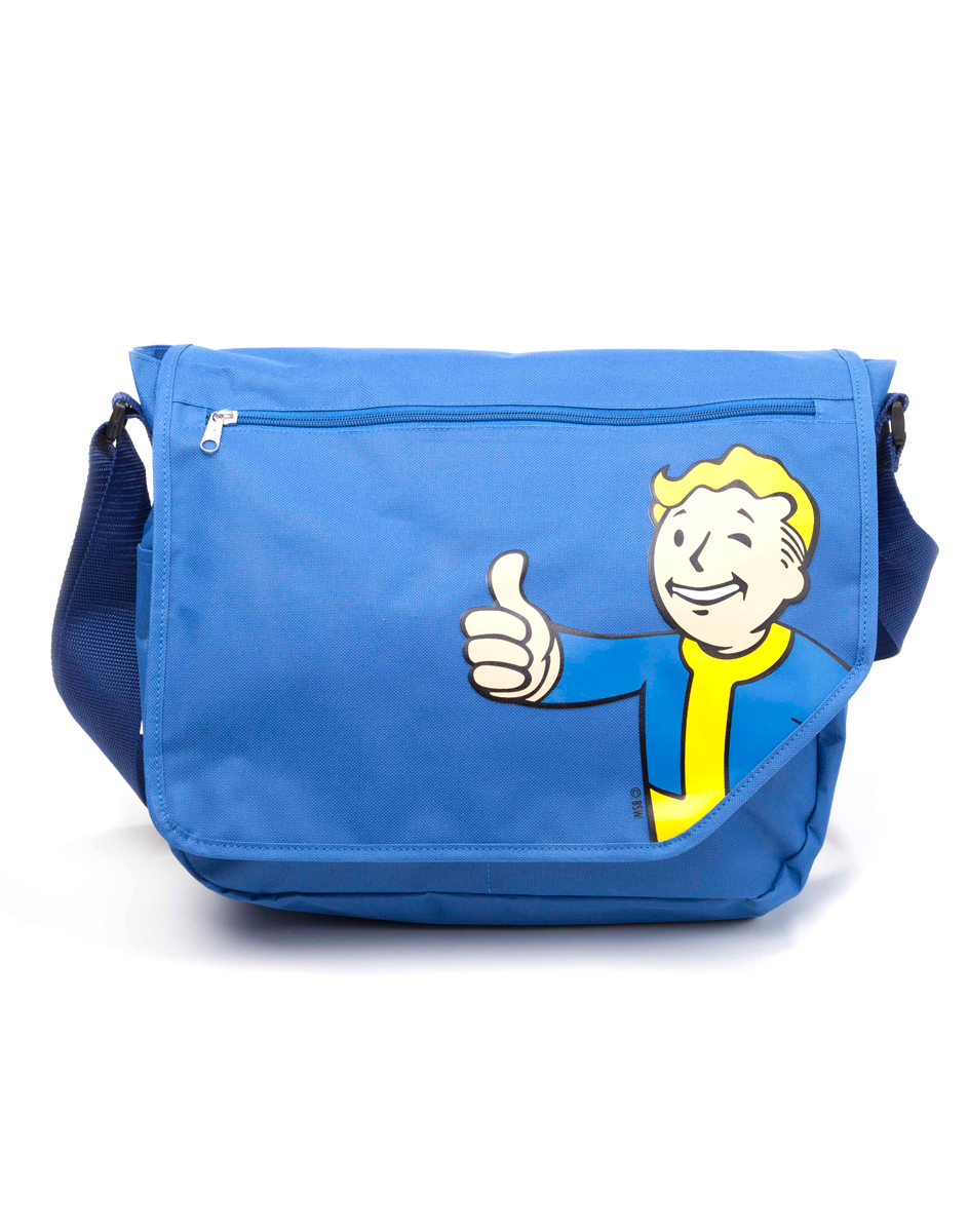 Brašna Fallout 4 Messenger Bag Vault-Boy (PC)