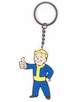 Klíčenka - Fallout 4 Vault-Boy Approves