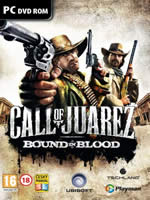 Call of Juarez: Bound in Blood EN