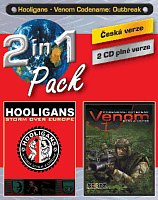 2in1 Pack - Hooligans + Venom (PC)