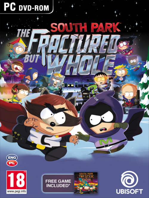Koupit South Park: The Fractured But Whole