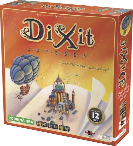 Karetní hra Dixit - Odyssey (PC)