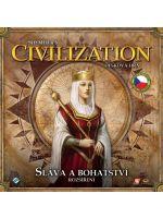 Civilizace: Sláva a bohatství rozšíření - Desková hra