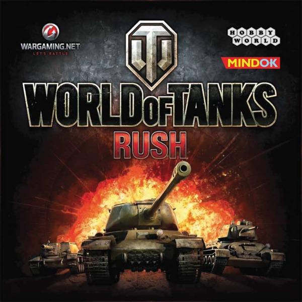 Desková hra World of Tanks: Rush (PC)