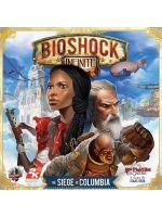 Bioshock Infinite the Siege of Columbia - Desková hra