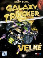 Desková hra Galaxy Trucker: Velké rozšíření