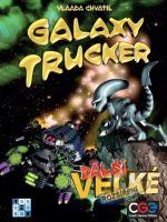 Desková hra Galaxy Trucker: Další velké rozšíření (PC)