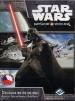 Star Wars: Imperium vs. Rebelové - karetní hra