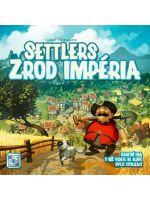 Karetní hra Settlers: Zrod impéria