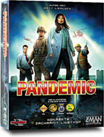 Pandemic - stolní hra