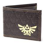 Peněženka Legend of Zelda (hnědá)