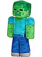 Plyšák Minecraft - Zombie (32 cm)