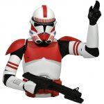Busta Stars Wars: Commander Thire (pokladnička)