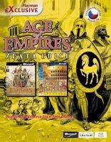 Age of Empires 1 - Zlatá edice (PC)