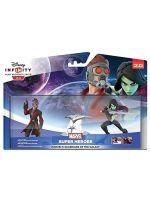 Disney Infinity 2.0: Play Set - Strážci Galaxie (rozšíření a 2 figurky)