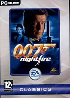 James Bond 007 : Nightfire (PC)