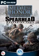 Medal Of Honor : Spearhead (PC)