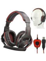 Herní stereo headset 7.1 s mikrofonem Sades SA903