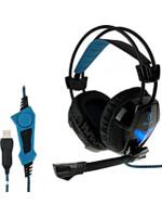 Herní stereo headset s mikrofonem SADES A30s