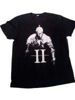 tričko Dark Souls 2, černé (velikost M)