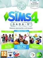 The Sims 4: Bundle Pack 2 (PC DIGITAL)