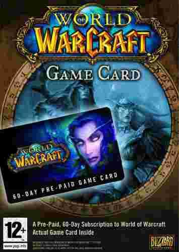 World of Warcraft - predplatné 60 dní (PC/MAC) DIGITAL