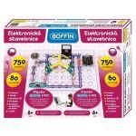 Elektronická stavebnice Boffin I 750 (nová verze)