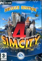 Sim City 4 Deluxe Edition Classic (PC)