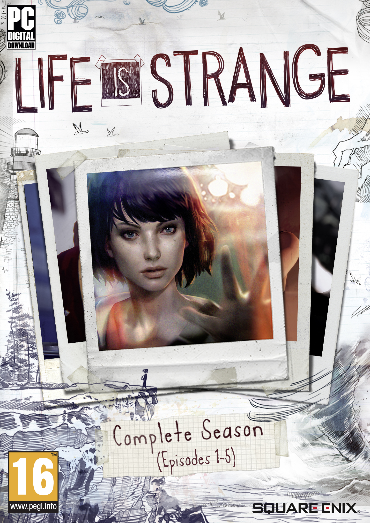 Life Is Strange - Limited Edition (PC)